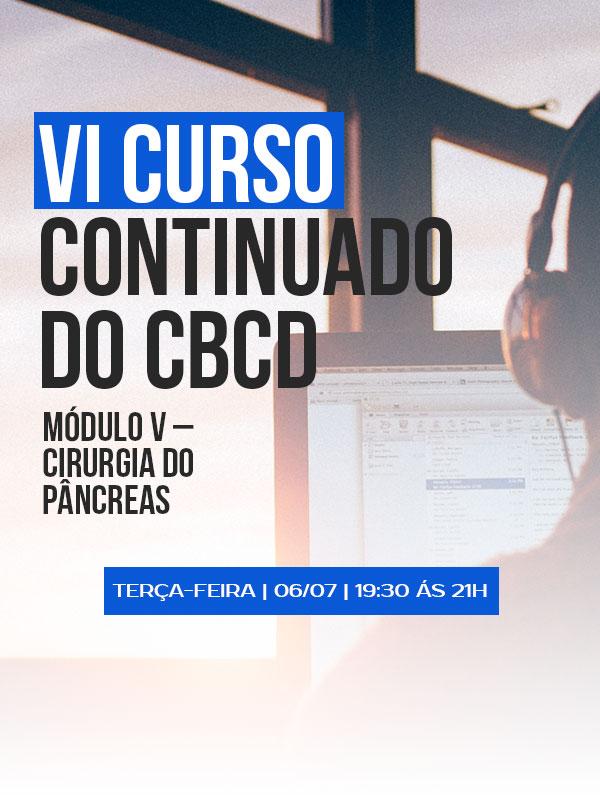 Curso Continuado | CBCD