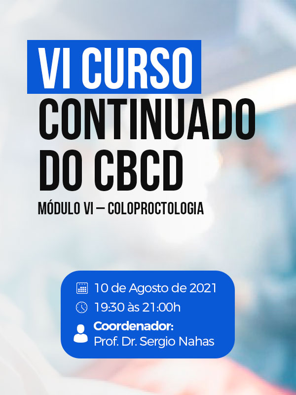 Curso Continuado VI | CBCD